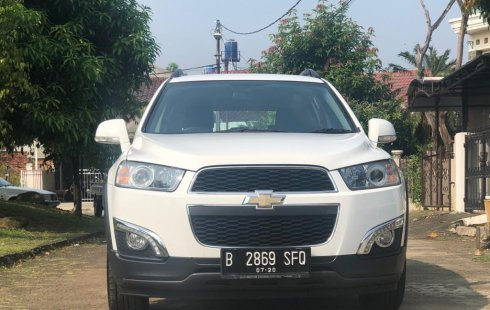 Dijual Mobil Bekas Chevrolet Captiva VCDI 2015 di DKI Jakarta