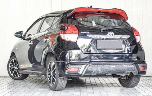Dijual Mobil Bekas Toyota Yaris S 2017 di Jawa Timur