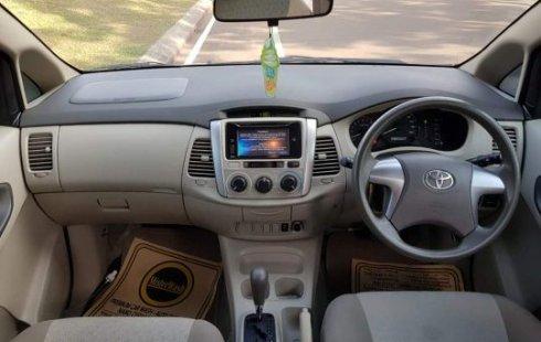 Dijual Mobil Toyota Kijang Innova 2.0 G 2014 di Tangerang Selatan