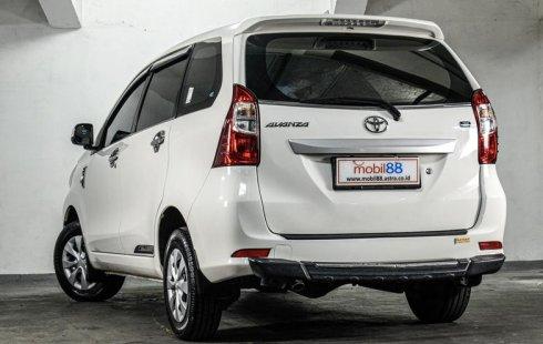 Jual Mobil Bekas Toyota Avanza E 2017 di Jawa Timur