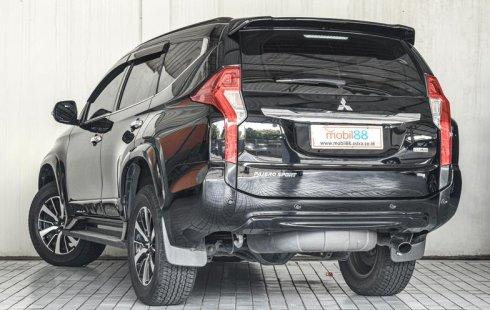 Dijual Mobil Bekas Mitsubishi Pajero Sport Dakar 2017 di Jawa Timur