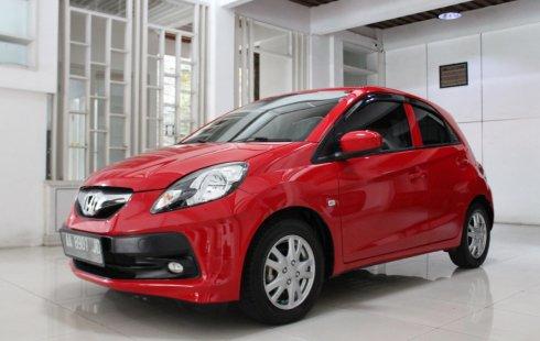 Dijual Mobil Bekas Honda Brio E 2016 di Jawa Tengah