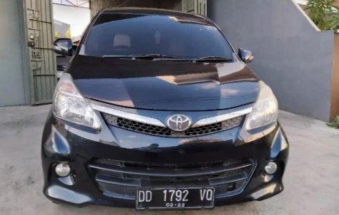 Jual mobil Toyota Avanza Veloz 2012 di Sulawesi Selatan
