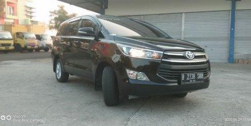 Dijual Mobil Toyota Kijang Innova 2.0 G 2017 di Bekasi, Jawa Barat