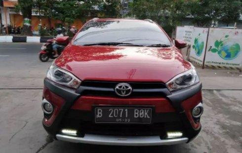 Jual mobil Toyota Yaris Heykers 2017 , Kota Makassar, Sulawesi Selatan