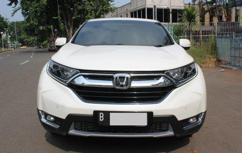 Jual Mobil Bekas Honda CR-V Turbo 2018 di DKI Jakarta