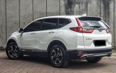 Jual Mobil Bekas Honda CR-V Turbo 2017 di DKI Jakarta