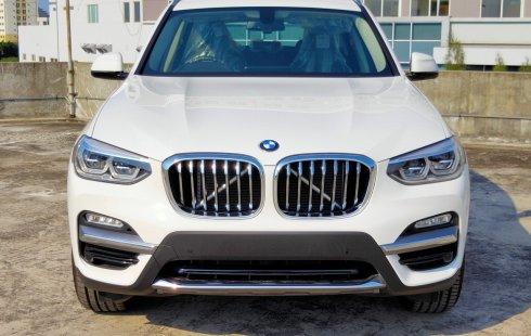 Dijual Mobil BMW X3 xDrive35i Putih interior Cognac 2019 Jawa Timur