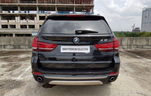 Jual mobil BMW X5 xLine xDrive 3.5i 2015 Jawa Timur
