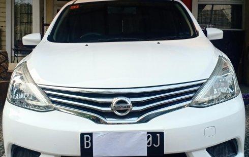 Dijual mobil Nissan Grand Livina SV 2017 Putih, Tangerang Selatan
