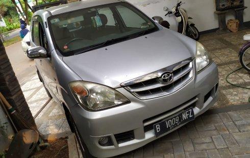 Dijual cepat mobil Toyota Avanza G 2011 di Tangerang Selatan