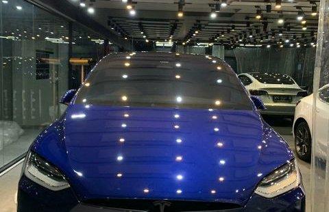 Jual Mobil Tesla Model X Performance Blue On Black 2020 Dki Jakarta 4456630
