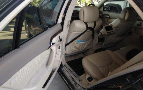 Dijual mobil bekas Mercedes-Benz S-Class S 350 2004 Hitam Elegant di Jawa Barat