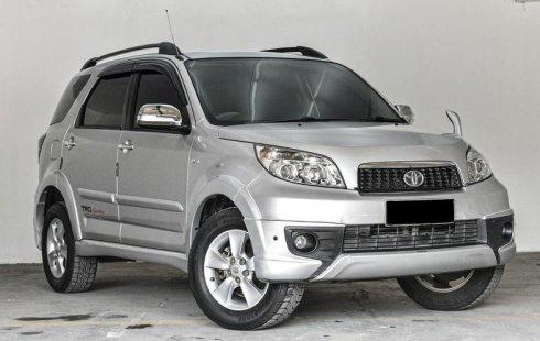 Jual Mobil Bekas Toyota Rush Trd Sportivo 2013 Di Tangerang Selatan 4457527