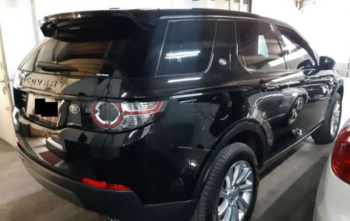 Mobil Land Rover Discovery 2015 dijual, Jawa Barat