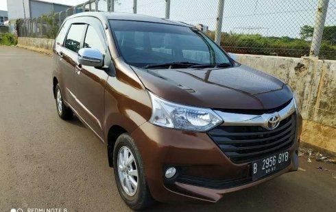 Mobil Toyota Avanza 2018 G terbaik di DKI Jakarta