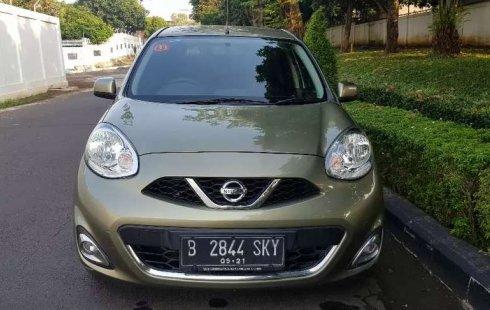 Jual mobil bekas murah Nissan March 1.5L 2016 di DKI Jakarta