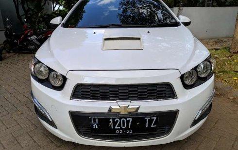 Jual mobil Chevrolet Aveo LT 2013 bekas, Jawa Timur