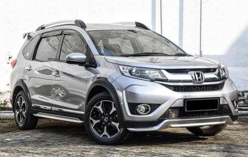 Dijual Mobil Honda BR-V E Prestige 2017 di Depok