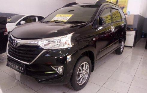 Dijual Cepat Toyota Avanza G 2017 Hitam, Jawa Timur
