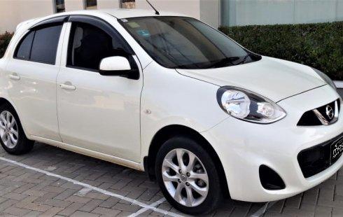 Jual mobil Nissan March 1.2L AT 2015, DKI Jakarta