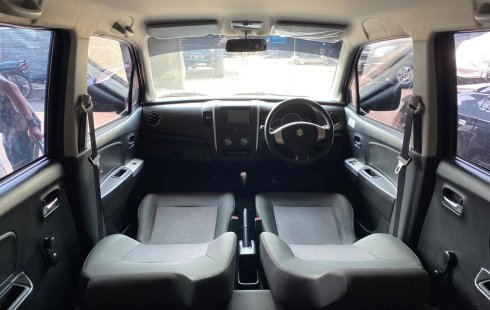 Dijual Cepat Suzuki Karimun Wagon R GS 2017 Hitam, DKI Jakarta