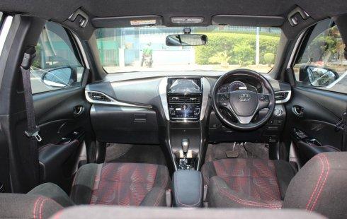 Dijual Cepat Toyota Yaris TRD Sportivo 2019 Putih, DKI Jakarta