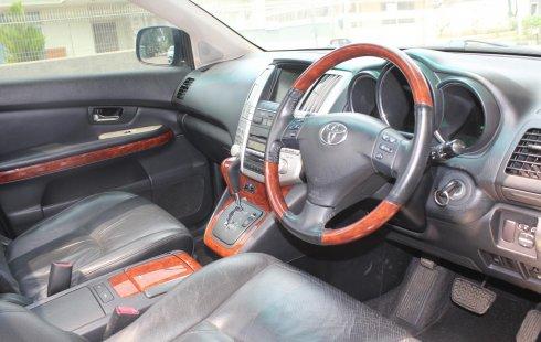Jual Cepat Toyota Harrier 2.4L Premium 2009 Hitam, DKI Jakarta