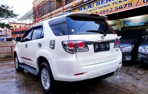 Jual mobil Toyota Fortuner G 2012 , Kota Palembang, Sumatra Selatan