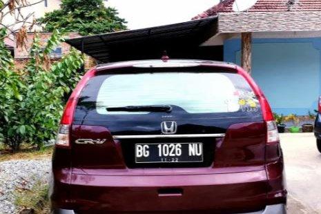 Jual mobil Honda CR-V 2.0 i-VTEC 2012 , Kota Palembang, Sumatra Selatan