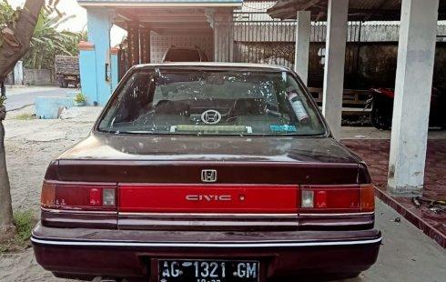 Dijual Mobil Honda Civic 1.5 Manual 1988 di Jawa Timur