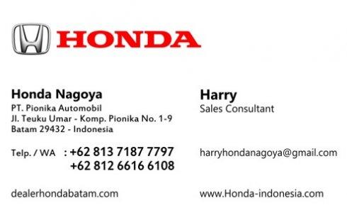 Promo MERDEKA 🇮🇩🇮🇩🇮🇩 Honda Nagoya Batam