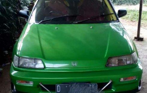 Jawa Barat, jual mobil Honda Civic 1.5 Manual 1989 dengan harga terjangkau