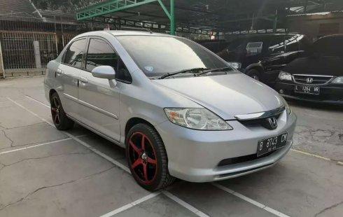 Honda City 2005 Jawa Tengah dijual dengan harga termurah