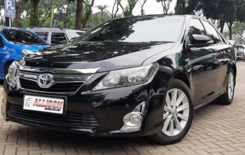 Dijual Mobil Toyota Camry 2.5 Hybrid 2014 di Tangerang Selatan
