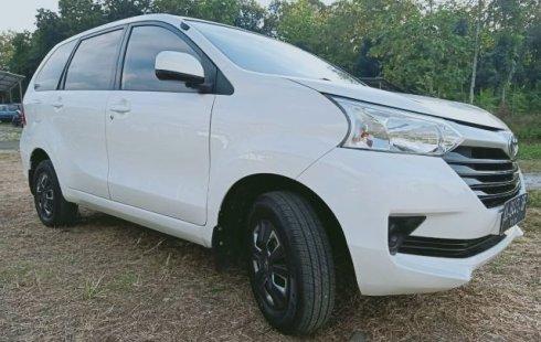 Dijual Cepat Toyota Avanza E 2016 di Jawa Tengah