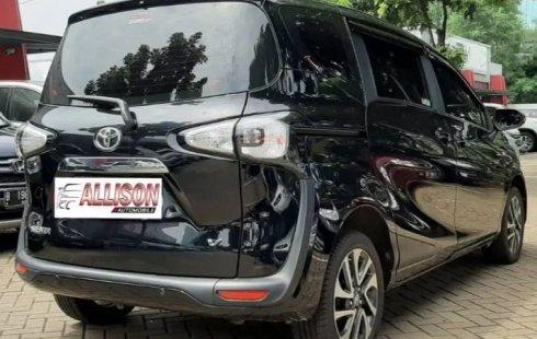 Jual Mobil Toyota Sienta V 2016 di Tangerang Selatan