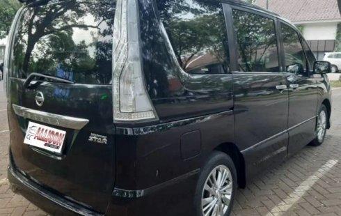 Dijual Cepat Nissan Serena Highway Star Autech 2015 di Tangerang Selatan