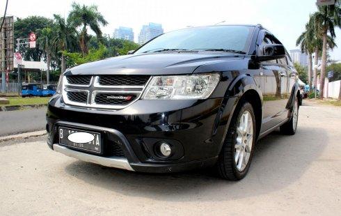 Jual Mobil Dodge Journey SXT Platinum 2013 Hitam, DKI Jakarta
