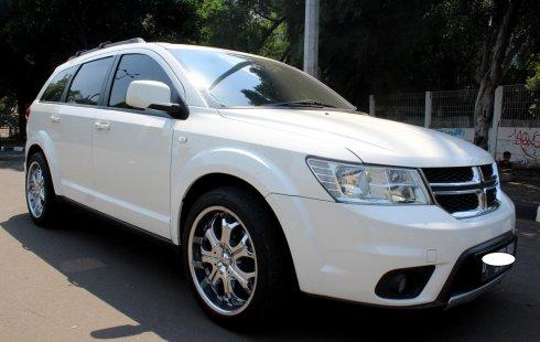 Jual Mobil Bekas Dodge Journey SXT Platinum 2012 Putih, DKI Jakarta