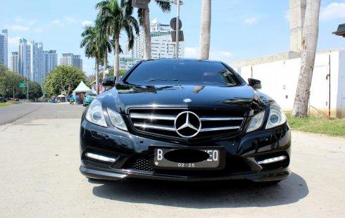 Jual Mobil Mercedes-Benz E-Class E250 2013 Coupe, DKI Jakarta