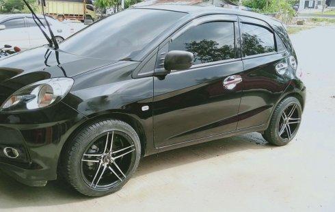 Jual Mobil Bekas Honda Brio Satya 2015 Riau