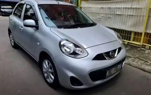 Dijual Cepat Nissan March 1.2L 2015 di DKI Jakarta