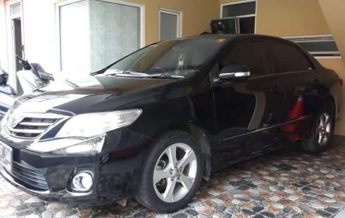 Dijual Toyota Corolla Altis 2012 Type G At (Terawat Bersih) di DKI Jakarta