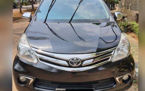 Jual Cepat Toyota Avanza 1.3 G A/T 2013 di DKI Jakarta
