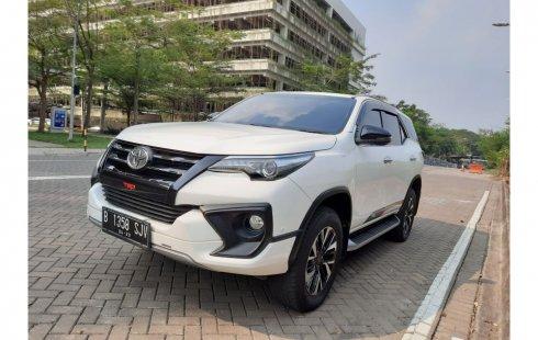 Dijual Mobil Toyota Fortuner VRZ 2018 Low KM, Tangerang