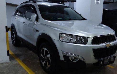 Dijual Chevrolet Captiva VCDI Diesel FL 2011 di Tangerang Selatan