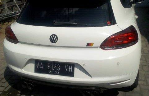 Dijual Mobil Bekas Volkswagen Scirocco 1.4 TSI 2012 di DI Yogyakarta