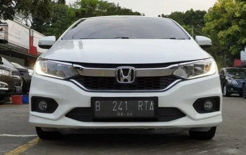 Jual Mobil Bekas Honda City E 2017 di Tangerang Selatan