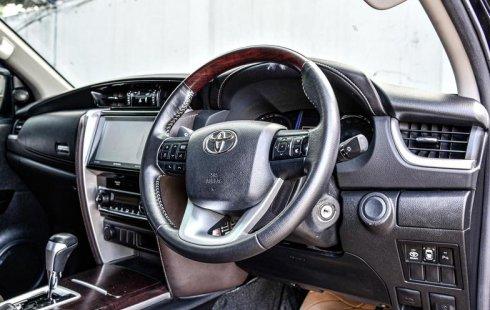 Jual Cepat Mobil Toyota Fortuner G 2016 di DKI Jakarta